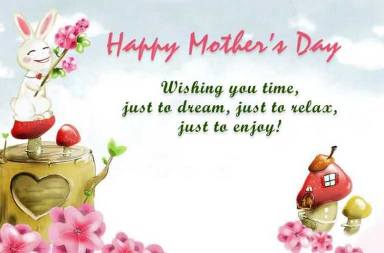 Wishing You Happy Mothers Day