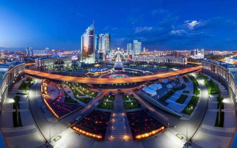 Wonderful Astana Full HD Wallpaper
