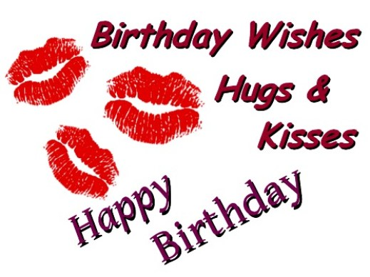 Wonderful Birthday Wishes Hugs And Kisses Wishes For Sweetheart