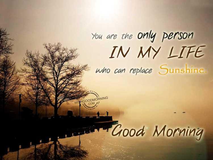 Wonderful Good Morning Message Image