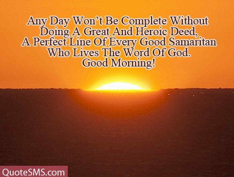 Wonderful Good Morning Wishes Image