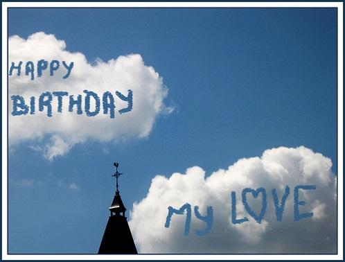Wonderful Happy Birthday Greetings To My Sweetheart