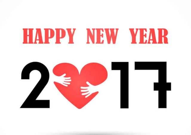 Wonderful Happy New Year 2017 Wishes Image