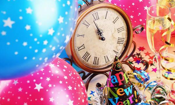 Wonderful Happy New Year Countdown Image