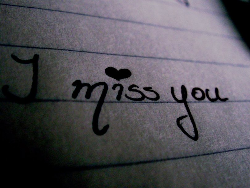 Wonderful I Miss You Wish Image