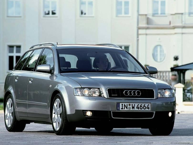 Wonderful view of Audi A4 Avant Car