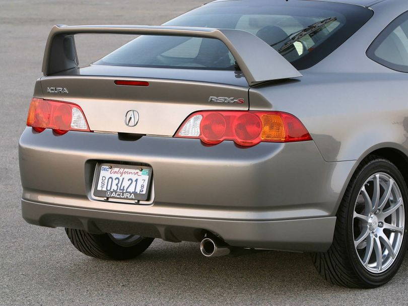 Wonderful Acura RSX Car back lights
