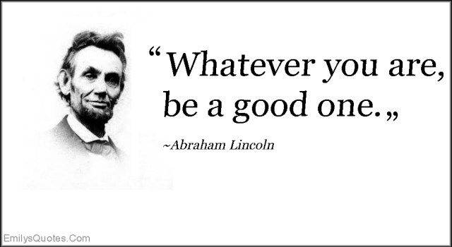 Abraham Lincoln Quotes Sayings 16