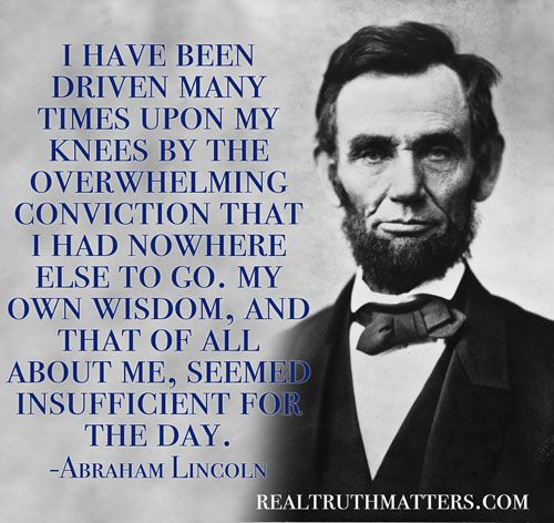 Abraham Lincoln Quotes Sayings 18