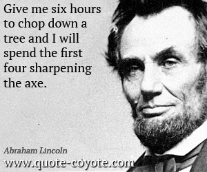Abraham Lincoln Quotes Sayings 23