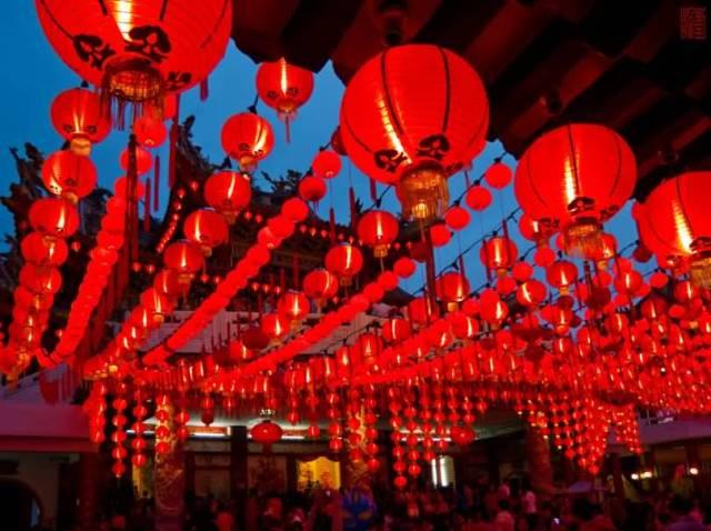 Amazing Chinese Happy New Year Decoration Image