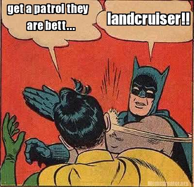 Batman Meme Get A Patrol They Are Bett