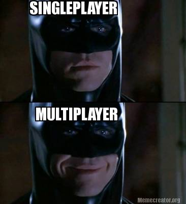 Batman Memes Single Player Multiplayer Images