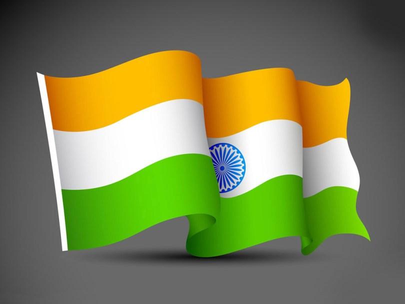 Beautiful India Flag Image Happy Republic Day Wishes Image