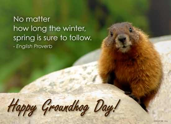 Best Friends Happy Groundhog Day Wishes