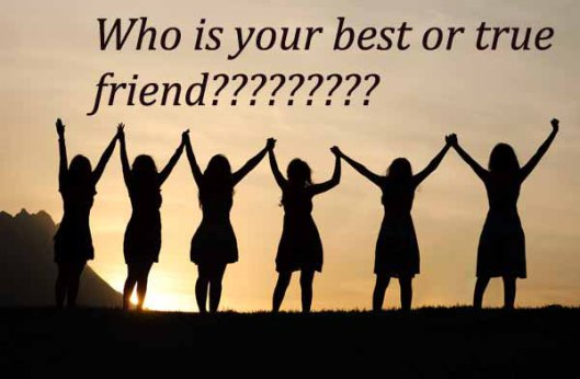 Best Friends Wish You To Happy Friendship Day Image