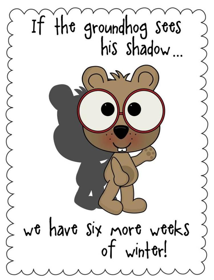 Best Greetings Card On Happy Groundhog Day