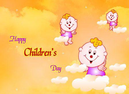 Best Happy Children's Day Wishes Image