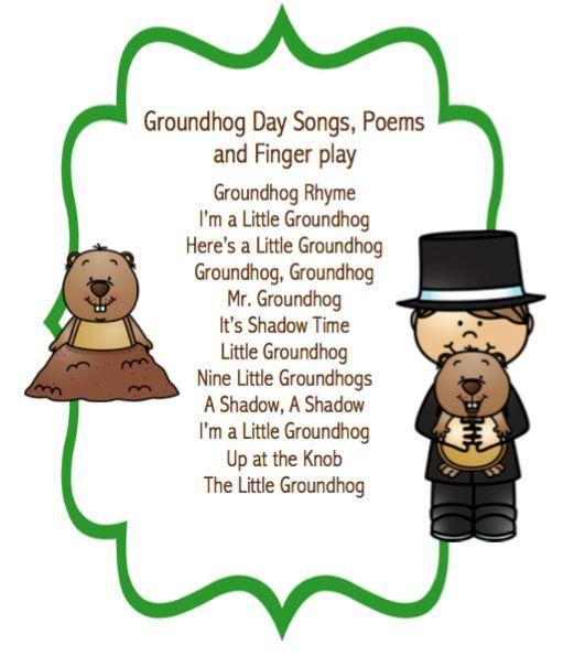 Groundhogs Day Poems 7