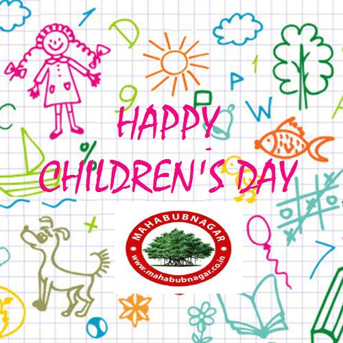 Best Wishes Enjoy Your Day Happy Children's Day Wishes Image