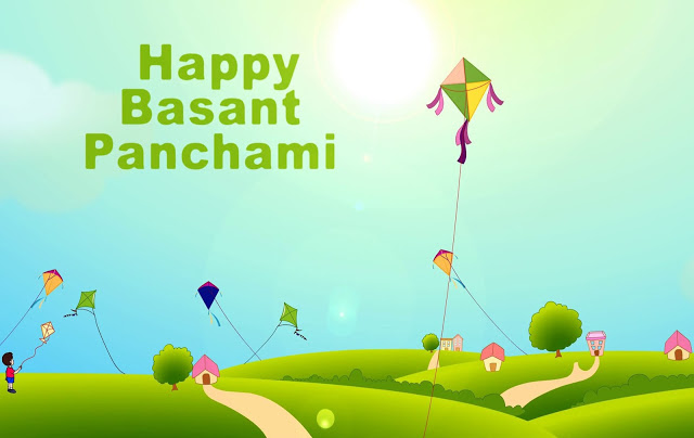 Best Wishes Happy Basant Panchami Greetings Images