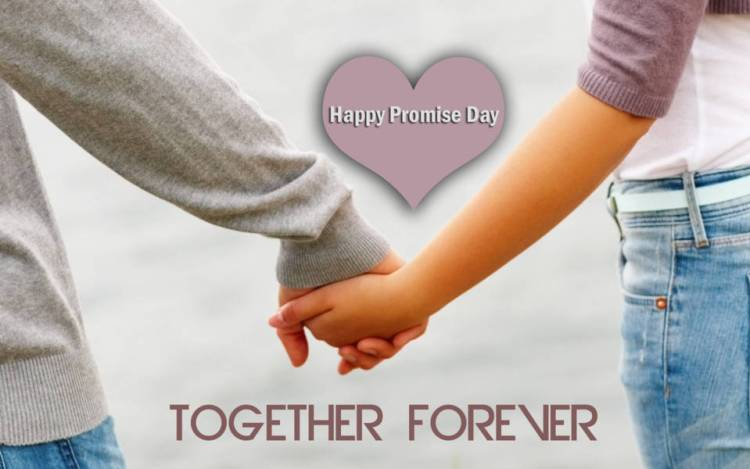 Best Wishes Happy Promise Day Wishes Wallpaper For Facebook
