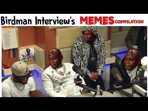 Birdman Interview's Memes Compilation Funny Birdman Memes