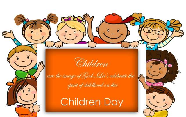 Children Are The Image Of God Happy Children Day Wishes