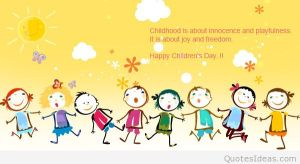 Childrens Day Messge To Everyone Image
