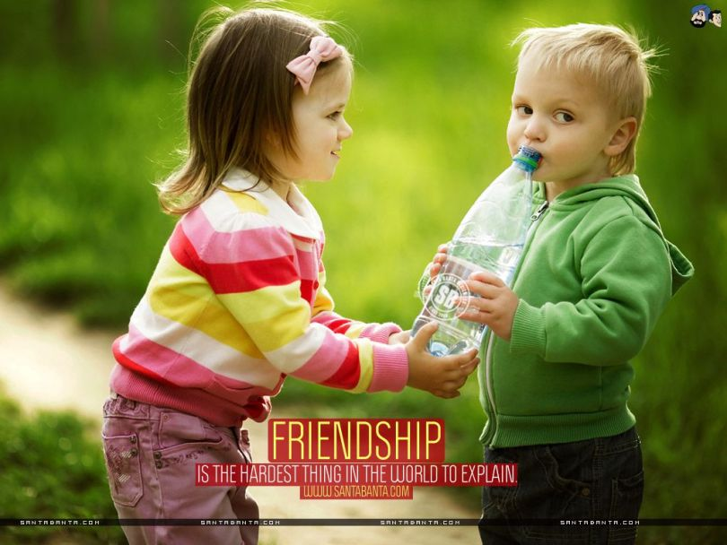 Cute Friendship Day Wishes Image