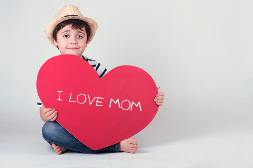 Cute Mother's Day Wishes Form Son Image