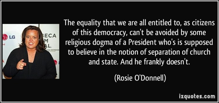 Equality Sayings the equality that we are all entitled to so citizen of this democracy