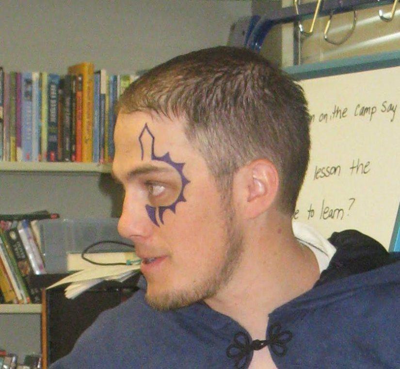 Famous Tattoo Around Eye For Boys
