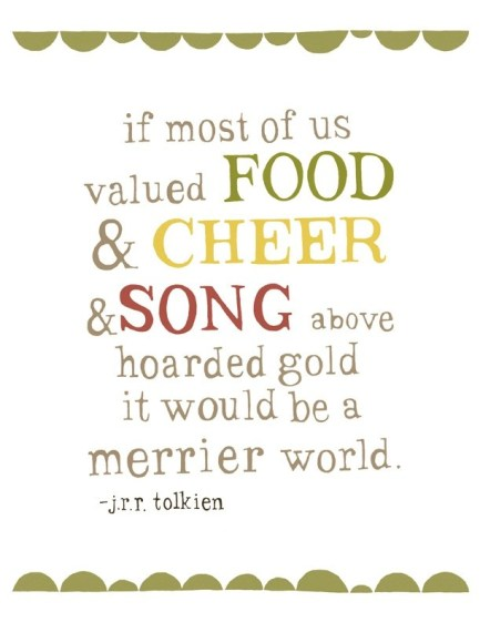 Food Quotes and Sayings 25