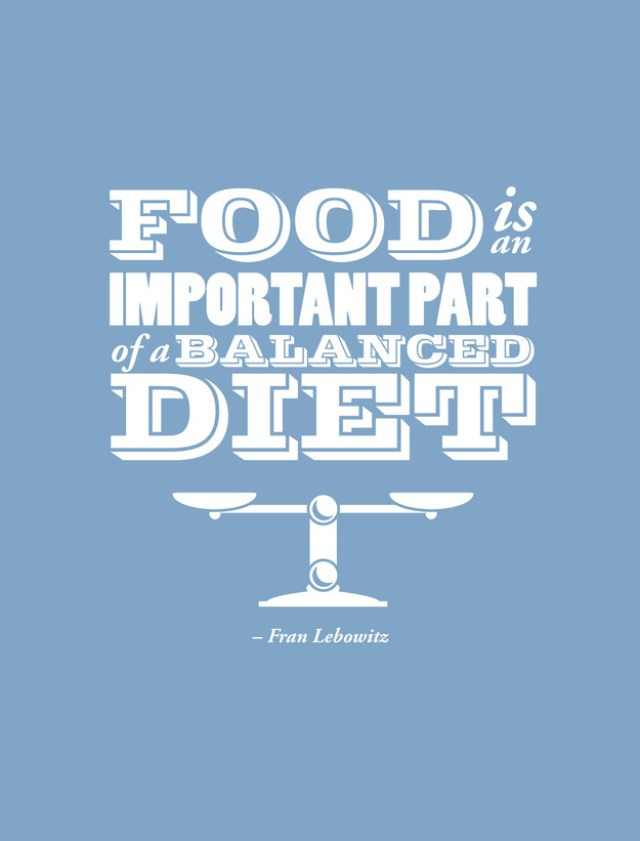 Food Quotes and Sayings 29