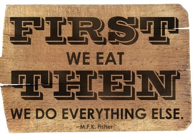Food Quotes and Sayings 37