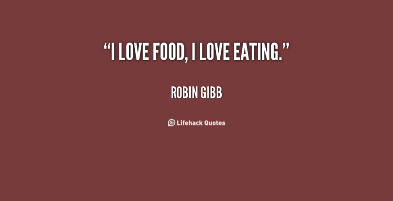 Food Sayings and Quotes 010
