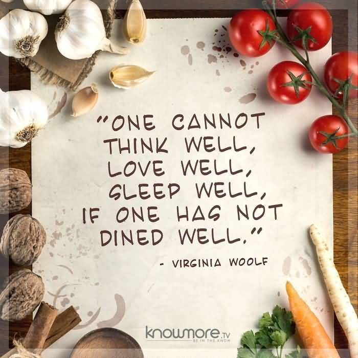 Food Sayings and Quotes 043