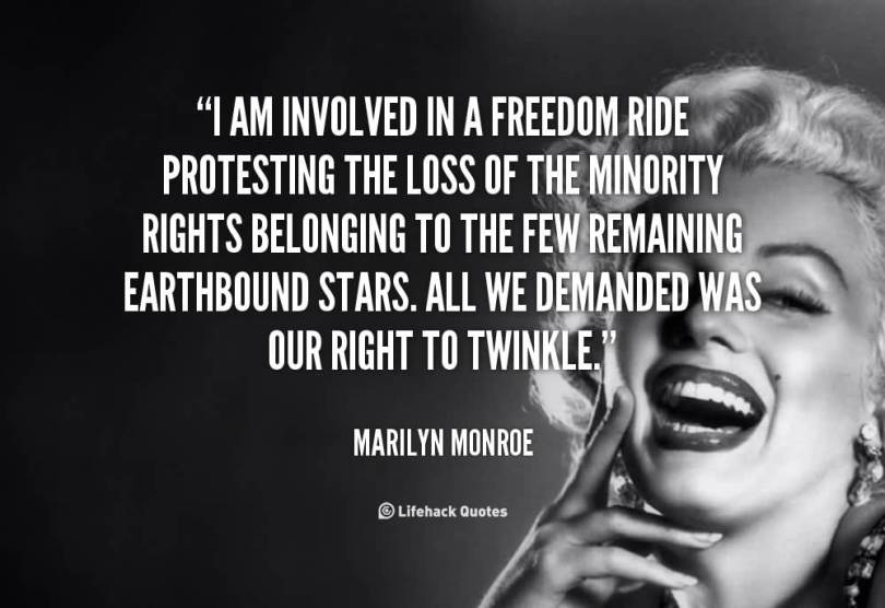 Freedom Quotes i am involved in a freedom ride protesting the loss of the minority rights