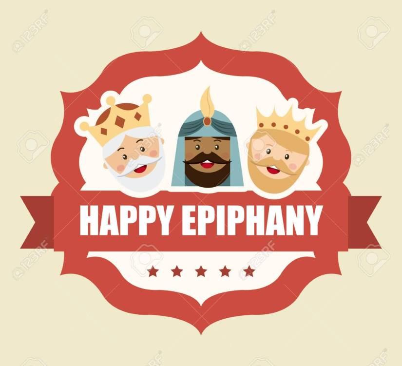 Friends Happy Epiphany Wishes Image