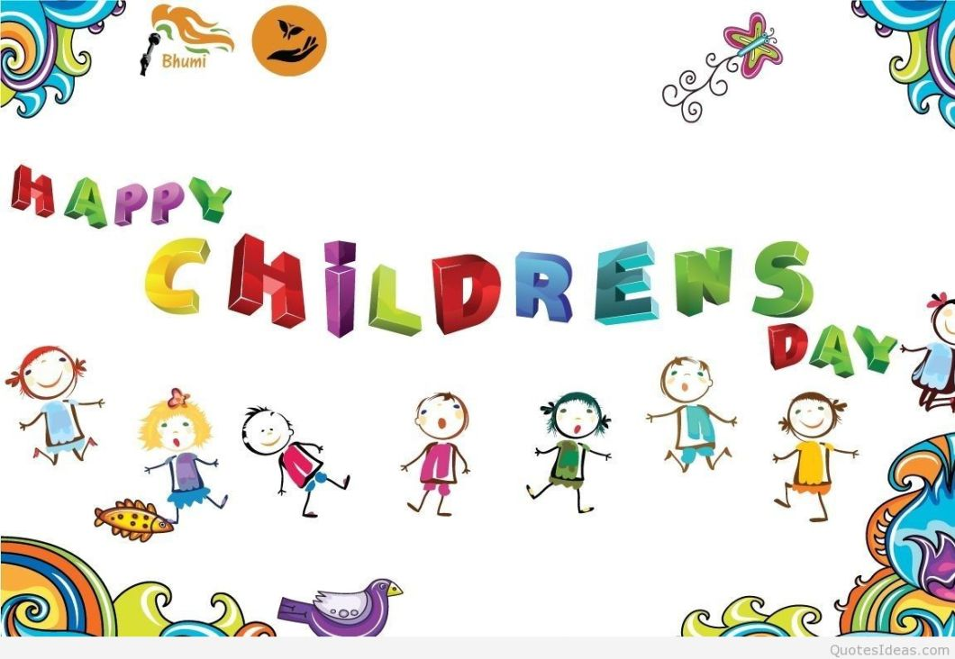 Funny Happy Children's Day Wishes Image