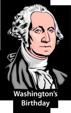 George Washington Birthday Wishes Picture