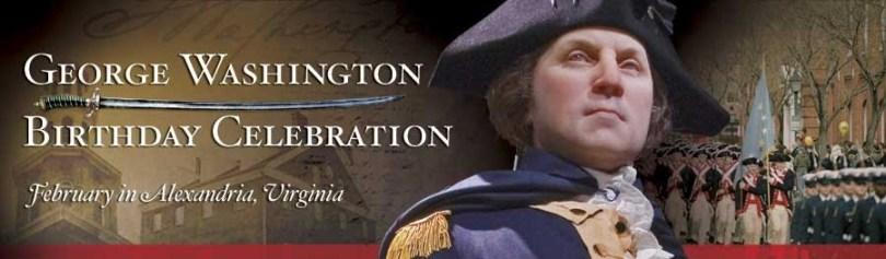 George Washington's Birthday Celebration Image