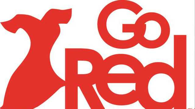 Go Red National Wear Red Day