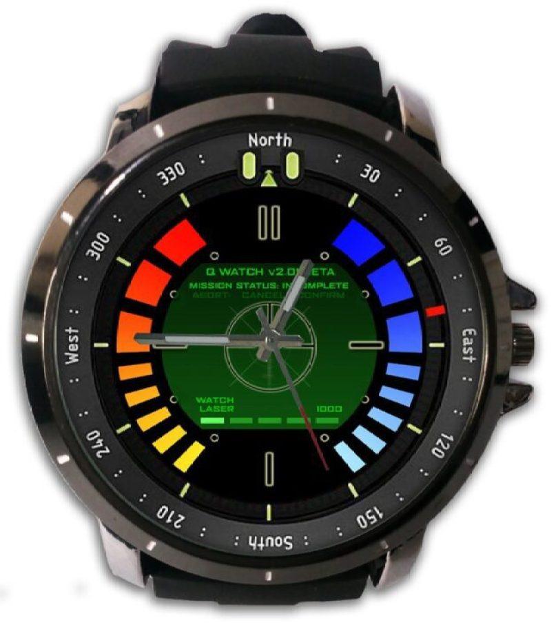 GoldenEye 007 Watch 001