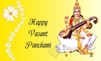 Happy Basant Panchami To You Wishes Image
