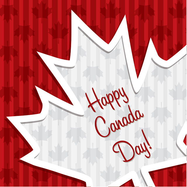 Happy Canada Day Greetings For Friend Wishes Image