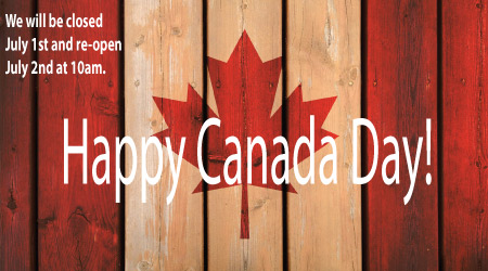 Happy Canada Day To You Wishes Picture