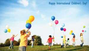 Happy Children's Day Image