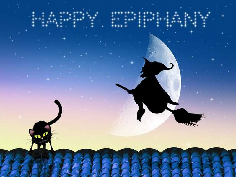 Happy Epiphany Greetings Wallpaper
